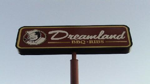 Dreamland BBQ Now Available at Hank Aaron Stadium.